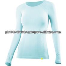 Plain Compression women T shirts