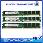 Most popular product memoria ram ddr2 2gb 800mhz