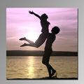 kaliteli süper net 3d tuval baskı resim seksi kadın ve erkek resimleri