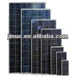 Polycrystalline silicon solar panels for solar power system