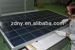 250W Polycrystalline PV Sun Solar Panel Module Sunpower High Quality Best Price per watts price