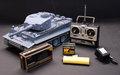 1/16 немецкий тигр воздуха мягкой rc боевой танк( металла передач& трек повышен)
