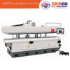 Longitudinal wood veneer slicing machine