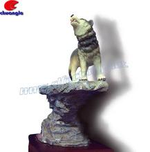 Nice Stone Finish Garden Decoration Resin Animal Figurine