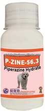 Piperazine Hydrate Oral Solution for pet medicines