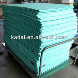 Adhesive Backed EVA foam sheet/Self Adhesive Flock Material