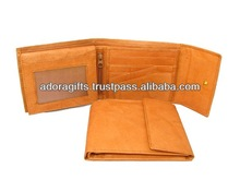 ADAGW - 0062 most useful cow hide leather wallets for men / wholesale mens wallet promotional / amazing mens wallets