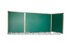 High quality cost effective magnetic portable folding blackboard for school and office