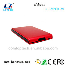 Nice quality ssd 256GB enclosure/2.5 ssd case with usb 3.0