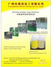 Long pot life time, UV resistance,good suface effect hardener R-3300 concrete floor hardener