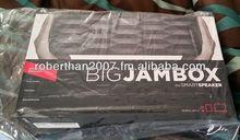 Jawbone BIG JAMBOX Wireless Bluetooth Portable Stereo Speaker Graphite Hex