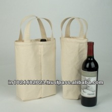 Recycled bottle bags