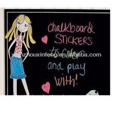 child favor home decor green child whiteboard sticker