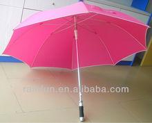 Promption gift umbrella red umbrella brighted color golf umbrella