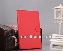 For ipad mini Matt/Transparent Smart Stand Leather Folio Cover Case Wake/Sleep Support