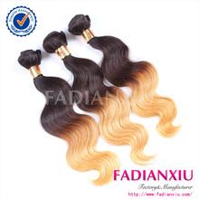Factory directly provide 5AAAAA body wave brazilian hair color dye