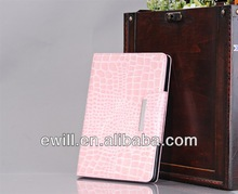 For ipad mini Folding Slim Smart Stand Leather Folio Cover Case Wake/Sleep Support