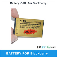 C-S2 Gold Business Battery For BlackBerry CURVE 9300 8520 8700 7100