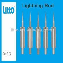 Lightning Rods Designer lightning terminal mast support
