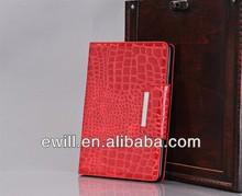 For ipad mini Folding Slim Ultra Thin Super Slim Crystal Clear Hard Back Case Cover