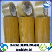 3 Inch Inner Diameter 50um or 50mic 48mm tan adhesive tapes