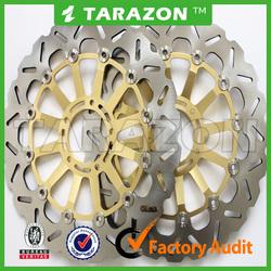 CNC aluminum 330mm street floating brake disc for motorcycle for 1098 Superbike 1100;1098 R Superbike 1100