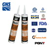 Empty silicone cartridge metal sealant