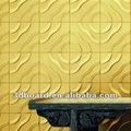Três- dimensional de parede pintura com glitter