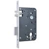 Handle lock and euro profile cylinder lock for locker lock