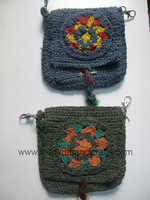Coin purse/ Cigarette bags from Nepal
