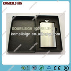 stainless steel hip flask guangzhou direct factory sale