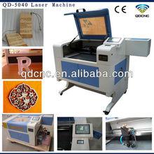 arts&crafts laser engraving machine / small desktop laser engraver QD-5040