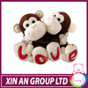 Promotional wholesale cheap and good quality plush monkey