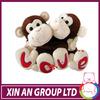 Promotional wholesale cheap and good quality plush monkey