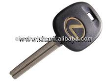 Lexus Transponder Key With 4C Chip (Toy40 Long Blade)