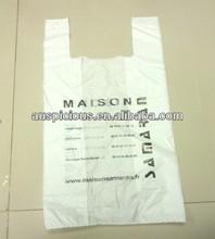 Australian Inport Cornstarch Biodegradable Side Gusset Plastic Bag