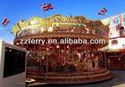 Electric amusement park merry-go-round amusement rides for sale