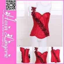 Unique new arrival open hot red sex women photo corset