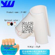 Plástico pipe clamp sujetador de plástico de unión de tubería de extremo a extremo de plástico JY-007