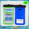 New style waterproof plastic case for samsung galaxy s4 with neck stra