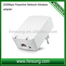 200Mbps Wireless Powerline Adapter Wireless Ethernet