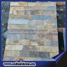 Perfect match wall claddings rusty culture slate ledgestone panels