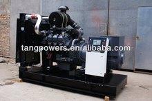 125kva low rpm vertical ac pmg Diesel Generator with Deutz Engine