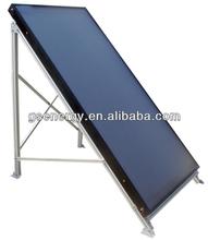 Flat plate solar collector with Solar Keymark / SRCC