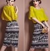 clothes turkey summer print dress online shopping
