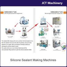 machine for making colloidal silica silicone sealant