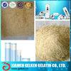 Chemical additive gelatin for cosmetics adhension agent/gelatin glue