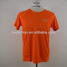 Dry Fit Mens t shirt sport/orange sport t shirt