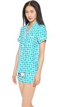 Sweet Girls Silky Short Pajama Set