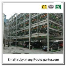 2-6 Floors Smart Parking Vertical Parking Elevated Car Parking 3d Puzzle Car Parking System Car Parking
